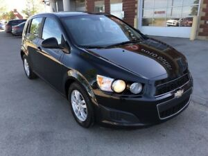 2012 Chevrolet Sonic LS - Manual - Alloys