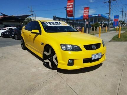 2011 Holden Commodore VE II SV6 6 Speed Automatic Sedan Cairnlea Brimbank Area Preview