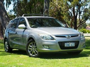 2012 Hyundai i30 FD MY11 Trophy Grey 5 Speed Manual Hatchback Myaree Melville Area Preview