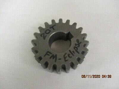 Fairbanks Morse Eclipse Vertical Hit Miss Pump Jack Engine Crankshaft Gear New