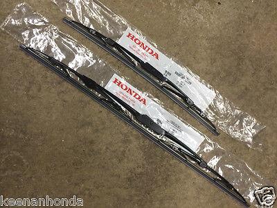 Genuine OEM Honda Accord Front Windshield Wiper Blades 2003 - (Honda Accord Windshield Wiper Blades)