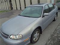 2000 Chevrolet Malibu LS  LOW 92000 KM ONE OWNER ACCIDENT FREE