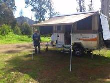 Marlene's moving on: Jayco Dove Outback 2012 Langwarrin Frankston Area Preview