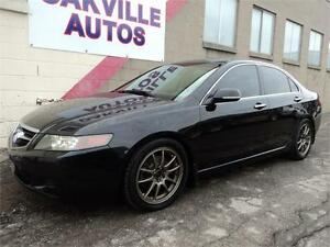 2005 Acura TSX AUTOMATIC LEATHER SUNROOF SAFETY WARRANTY INCL