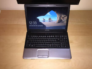 Portable / Laptop - Compaq - Dual Core 2.10Ghz - 3GB - 320GB