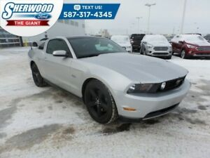 2011 Ford Mustang GT - Clean Carproof, Bluetooth, Glass Roof