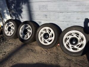 Dodge Stealth Rims and Tires