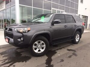 2017 Toyota 4Runner SR5 5000lb towing capacity and an abudenc...
