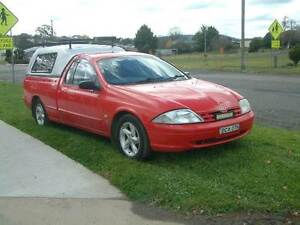 2000 Ford Other Ute Walcha Walcha Area Preview