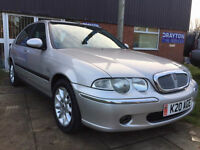 Rover 45 2.0 TD 2000MY Impression S diesel cheap to run