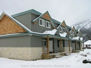 FERNIE  3 bdrm vacation condo