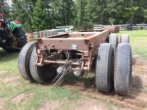 Tandem Running & Landing Gear - Price Reduced