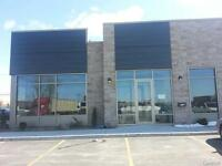 Modern, luxurious, commercial offices for rent in cote-de liesse