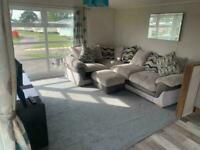 2 BEDROOM USED STATIC CARAVAN WITH CENTRAL HEATING HIGHFIELD CLACTON