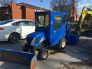 Tracteur New Holland  TZ18 -