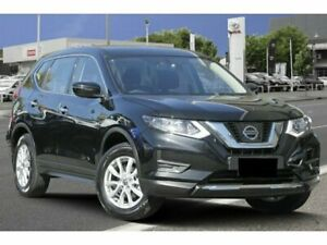 2018 Nissan X-Trail T32 Series II ST X-tronic 2WD Diamond Black 7 Speed Constant Variable Wagon Christies Beach Morphett Vale Area Preview