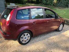 Ford C-Max 2005 - GOOD RUNNER / GOOD CHEAP FAMILY CAR - OPEN TO OFFERS