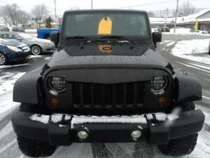 2013 Jeep Wrangler Unlimited Sahara Trail Rated 4X4
