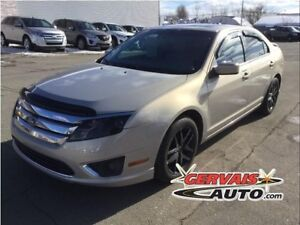 Ford Fusion SEL V6 AWD Cuir Toit Ouvrant MAGS 2010