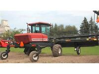 1999 MacDon 2920 Windrower with 962 Header