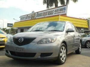 2005 Mazda 3 BK SP23 Silver 4 Speed Auto Activematic Hatchback