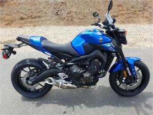 BLOWOUT!!! Call NOW      Brand New Non Current FZ-09 -