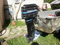 18HP Mercury Outboard