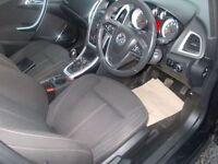 VAUXHALL ASTRA 1.6 SRI 5d 113 BHP (black) 2012