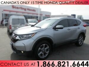 2018 Honda CR-V EX | NO ACCIDENTS | TINT | PRO PKG. | LOW KM'S
