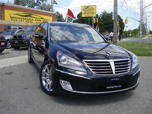 2012 Hyundai Equus Ultimate,ONE OWNER,FULLY LOADED