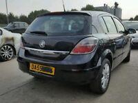 Astra h 59 plate 5 door rear bumper in black z20r 07594145438