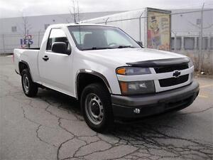 2011 CHEVY COLORADO LT PICK UP TRUCK-A/C,SINGLE CAB
