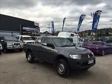 2008 Mitsubishi Triton ML MY09 GLX 4 Speed Automatic Utility Lilydale Yarra Ranges Preview