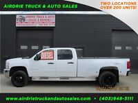 2008 Chevrolet Silverado 3500HD WT Crew Cab Long Box Dually