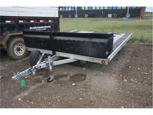 2008 Newmans Sled Bed
