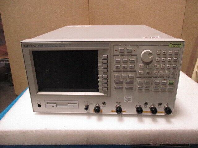 HP 4396B Network Spectrum Impedance Analyzer, 452040