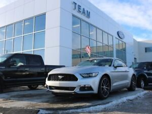 2017 Ford Mustang DEMO, ECOBOOST, SYNC, REAR CAMERA, KEYLESS ENT