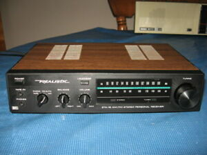 Realistic STA-19 Mini Am/FM Receiver