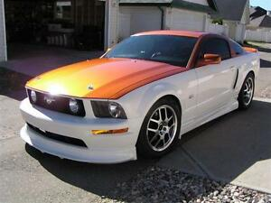 2005 Ford Mustang GT Custom Coupe
