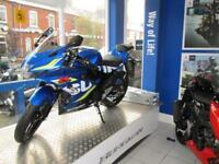 Suzuki GSXR 125 L8 MOTO GP REP LOW RATE FINACE 3 APR ,FREE DELIVER