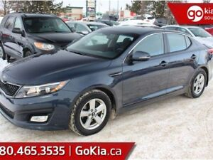 2015 Kia Optima LX; AIR CONDITIONING, AUTOMATIC TRANSMISSION, HE
