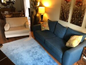 Couch and Chair (set)