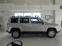 2012 Jeep Patriot Garantie 2017