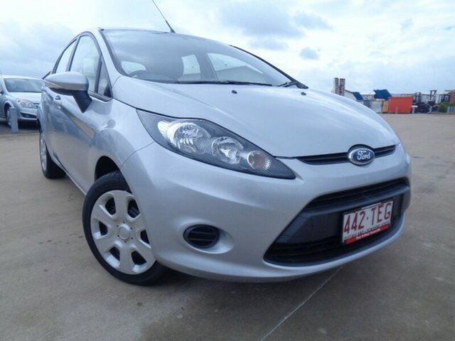 2013 ford fiesta wz ambiente silver 5 speed manual hatchback 1 of 18 fandeluxe Images