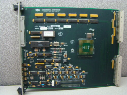 SVG Thermco 604093-06 LCA Wet/Dry Oxide Process PCB Assembly
