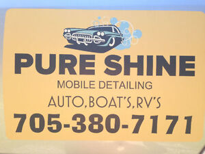 Pure Shine Mobile Detailing