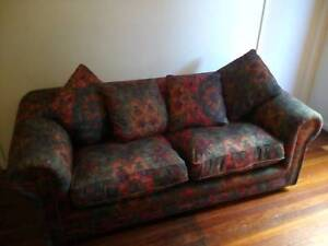 Chesterfield 3 Seat Sofa Margate Redcliffe Area Preview