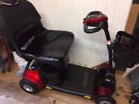 GoGo Elite Traveller Plus - Mobility Scooter