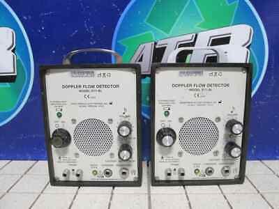 Parks Medical Electronics Doppler Flow Detector - Model 811-bl