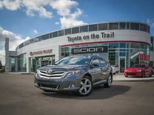 2013 Toyota Venza Limited, AWD, V6, Navigation, Leather, Heated